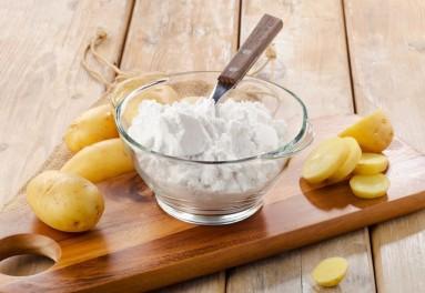 bulvių krakmolas