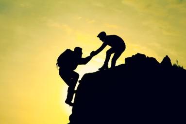 pagalba kalnuose