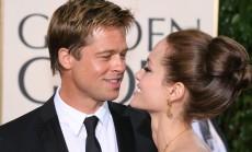 """""""Bradas Pittas ir Angelina Jolie"""""""