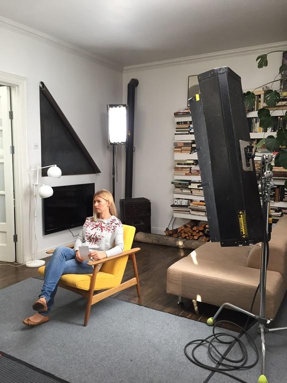 11. Naujos Teleloto reklamos filmavimo procese