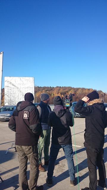 9. Naujos Teleloto reklamos filmavimo procese