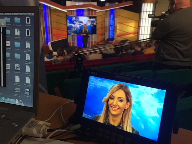 TV pagalbos studija