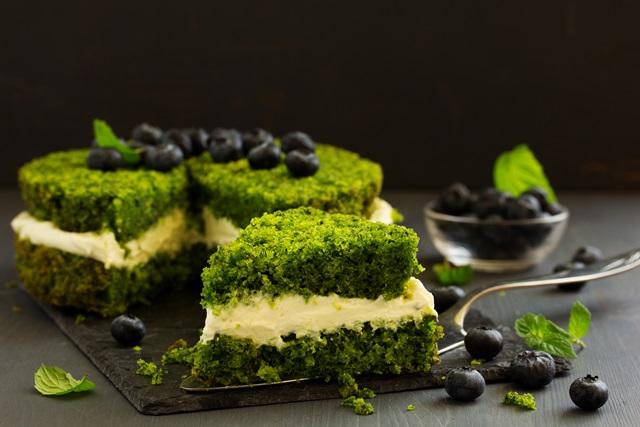 """""""žalias tortas"""""""