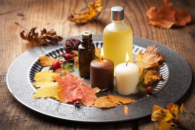 rudens aromatai