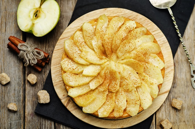cinamoninis pyragas