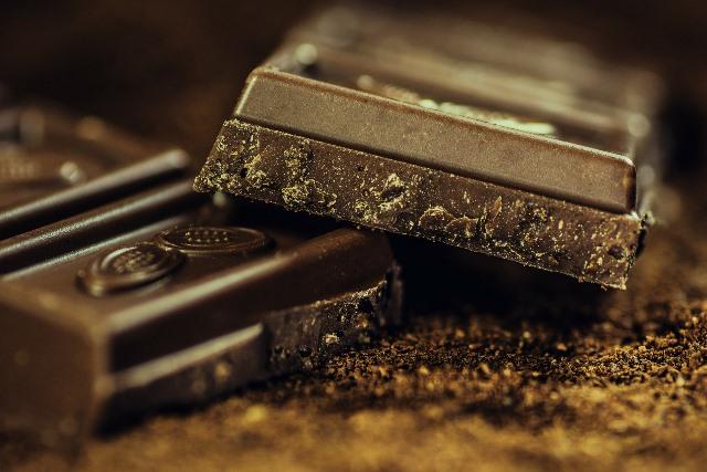 Šokolado gabalėlis