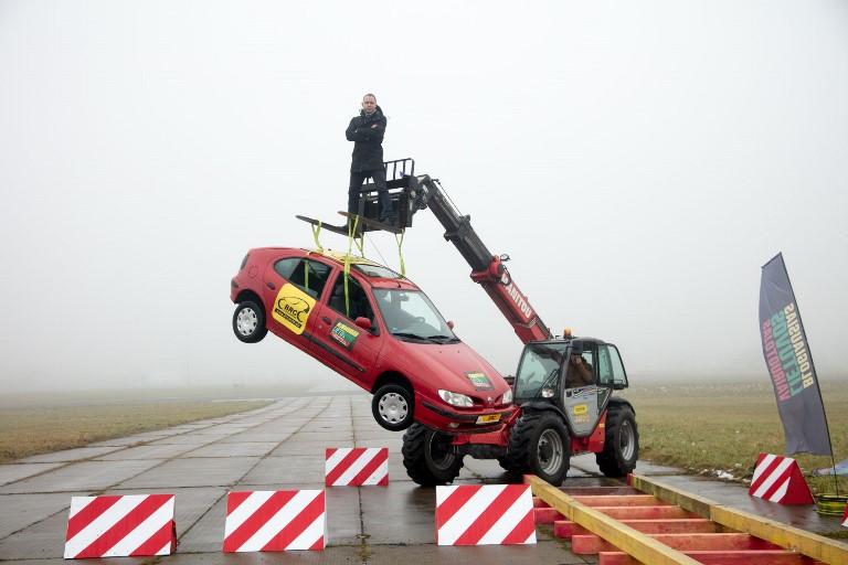 Blogiausias Lietuvos vairuotojas