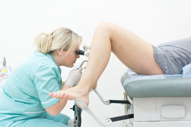 ginekologai