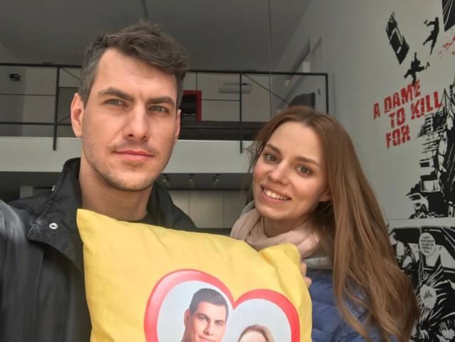 Justinas Jankevičius ir Elžbieta Latėnaitė (Small)
