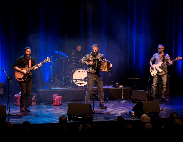 Lars Karlsson Band live in Kungsbacka 2015 (Small)