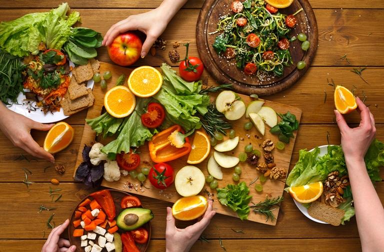 Veganų dieta: pilnas valgymo planas ir meniu