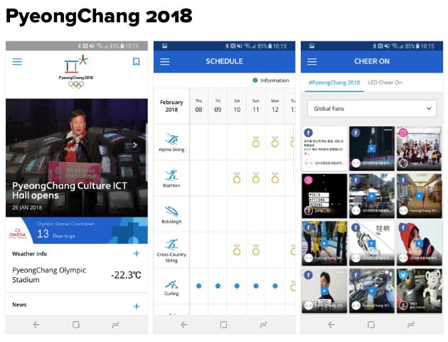 Oficiali 2018 Pjongčango Olimpinių žaidynių programėlė  (Small)
