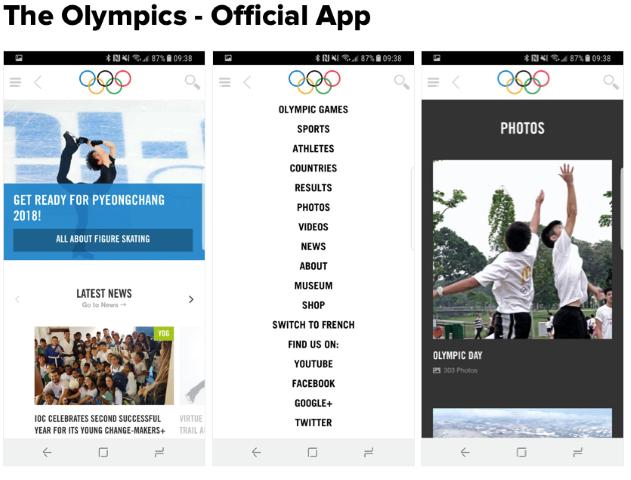 Oficiali Olimpinių žaidynių programėlė (Small)