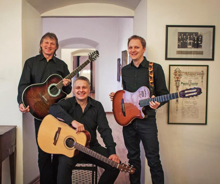 Vilnius Guitar Trio 2