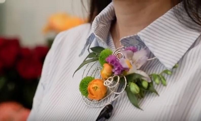 pauošalas iš gėlių (Small)