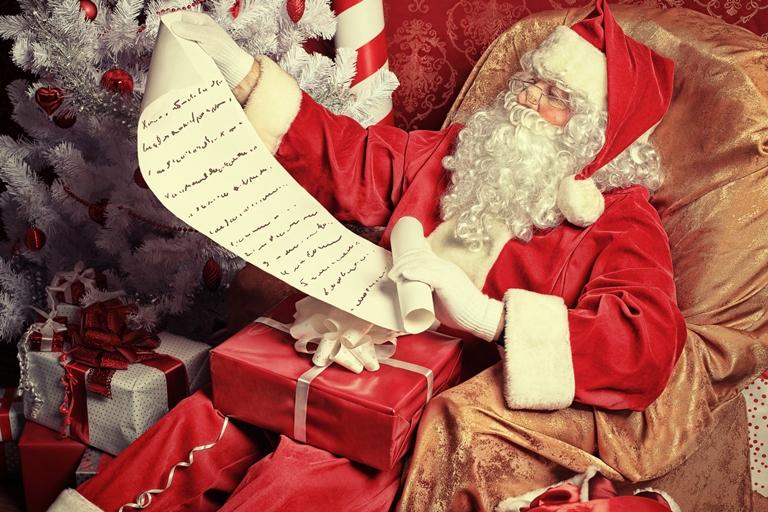 Santa Klausas