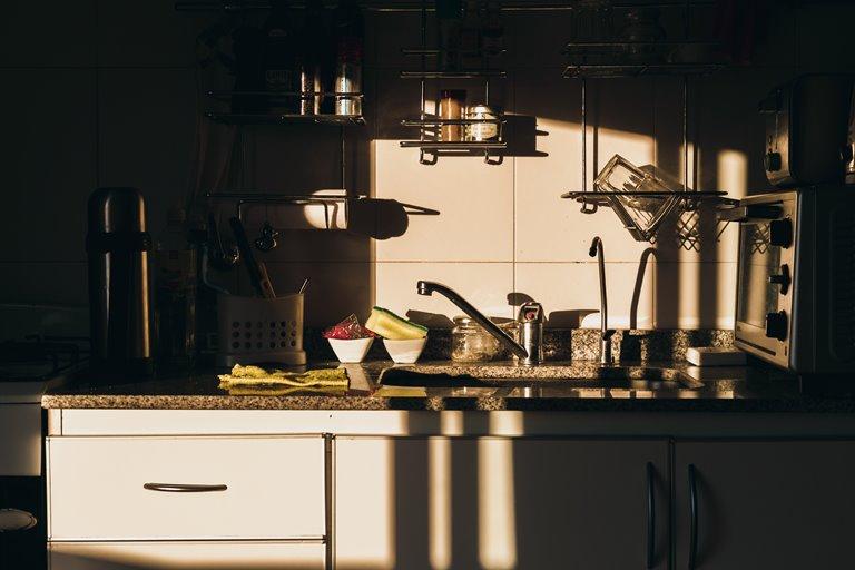 virtuves reikmenys