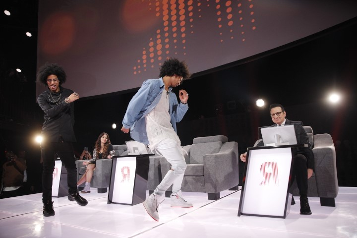 Dance Revolution Judges