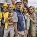 """Naujame B. Latėno režisuojamame LNK seriale """"Galiu rytoj"""" – statybininkų ir kirpėjų aistros"""