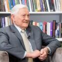 """Prezidentas V. Adamkus: """"Kur yra nors vienas lietuvis, ten yra ir Lietuva"""""""