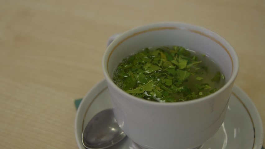 Šilkmedžio arbata