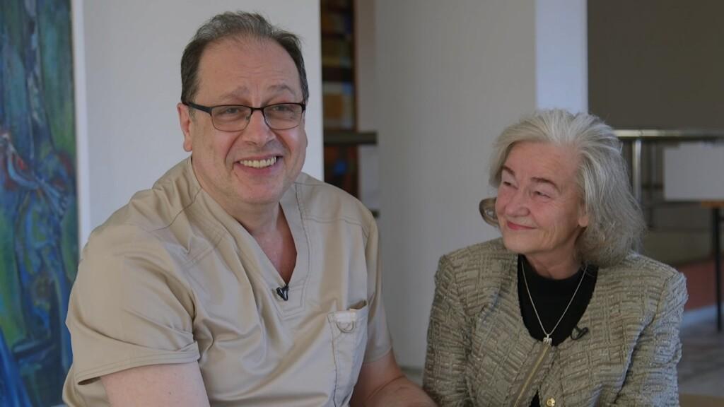 Anatolij Ostapenko ir Aldona
