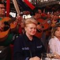 Kantrybę jaunystėje Prezidentė Dalia Grybauskaitė ugdė skaičiuodama grikius