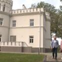 Visvaldas Matijošaitis pravėrė savo naujų rūmų duris