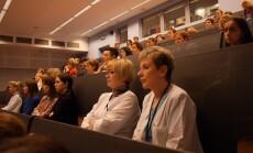 Konferencija su R. Thomas 2