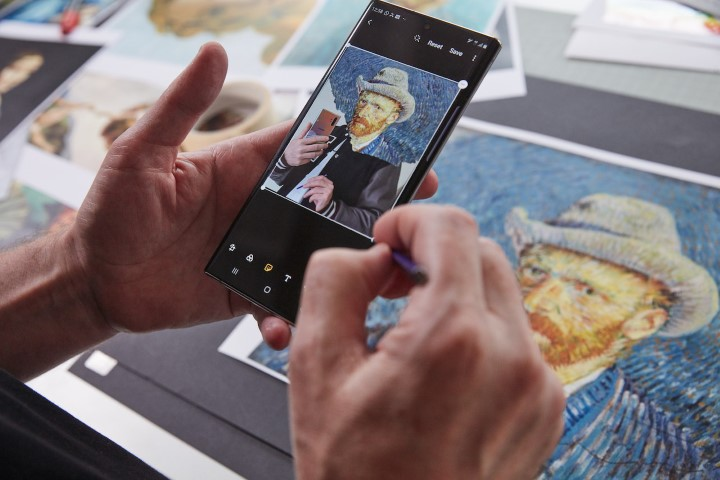 Samsung ir menininko Hey Reilly projektas_4