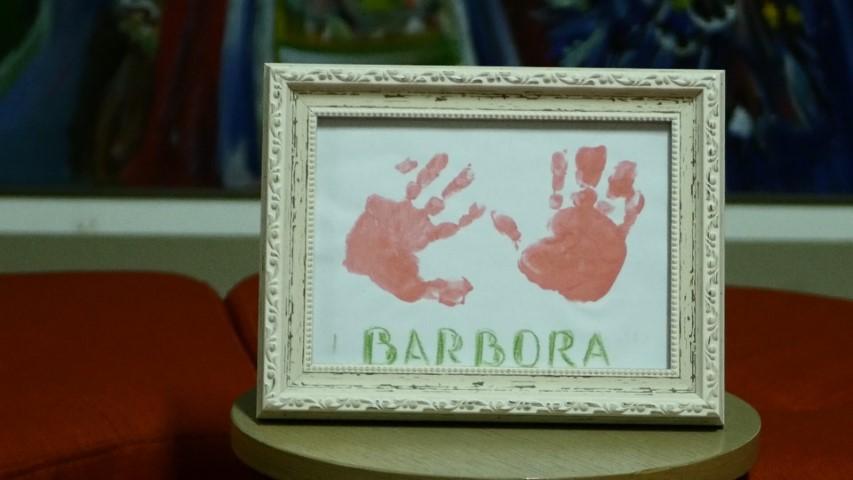 Barboros dovana V. Urbonui