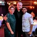 Žinomi kauniečiai mėgavosi Šri Lankos patiekalais