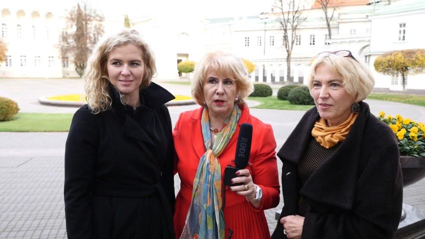 Eglė Paulavičė ir Giedrė Jonaitienė