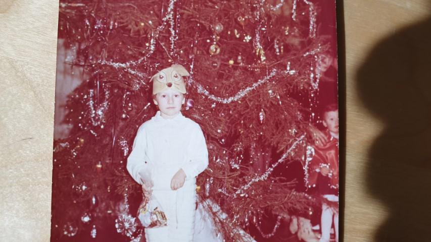 Vitulskis vaikystėje - asmeninio archyvo nuotraukos
