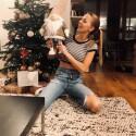 V. Skaisgirė atvėrė Kalėdomis alsuojančių namų duris – dekoru rūpinosi kartu su sūnumi