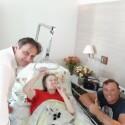 Dainininkas Milgedas Aleksandravičius dėl mamos mirties kaltina slaugos ligoninę