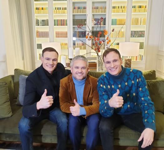 LR_TV_Kitoks pokalbis su E. Zickumi_Broliai Gataveckai