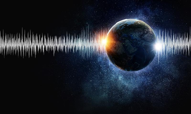 paslaptingi garsasi zemeje