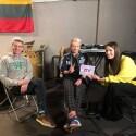 """Pagrindinio vokalisto Makso Melmano dukra Vokietijoje tapo populiaresnė už grupę """"Biplan"""""""
