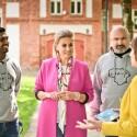 """Dviejų paauglių mama, televizijos laidų vedėja I. Juciūtė-Čibirkienė: """"Dukros nelaiko manęs žvaigžde"""""""