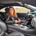 Laidos vedėja Dalia Belickaitė atskleidė, kaip atrodytų jos svajonių automobilis