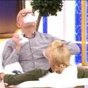 Rūtos Mikelkevičiūtės laidos filmavimas Arūnui Valinskui baigėsi maudynėmis vonioje