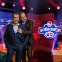 """Nematytas TV duetas – Giedrius Savickas ir Džiugas Siaurusaitis – ves naują laidą """"Šeškinės 20"""""""