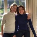 Karolinos Liukaitytės dvynė sesuo Simona: iš baleto žengė į…  kosmosą