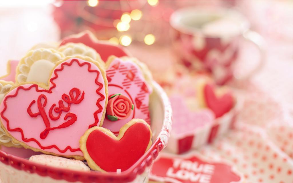 meilės sausainukai