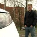 Už atgautą olimpiečio rentą – naujas Evaldo Petrausko automobilis su išskirtiniais numeriais