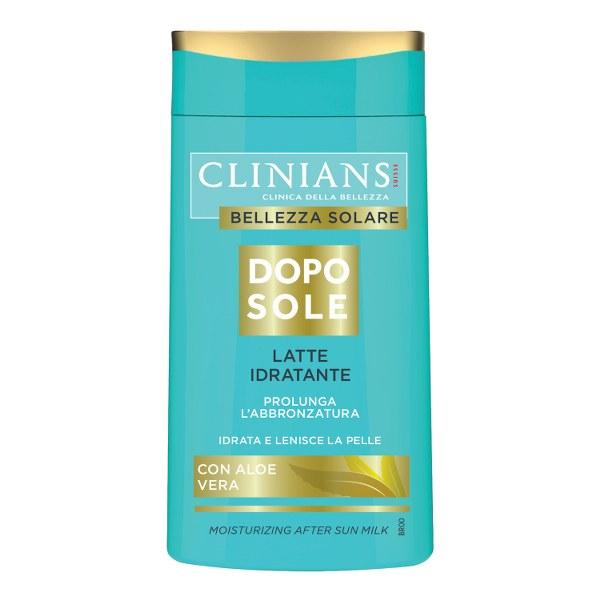 CLINIANS DOPO SOLE LATTE IDRATANTE pienelis po deginimosi, 200 ml_600x600