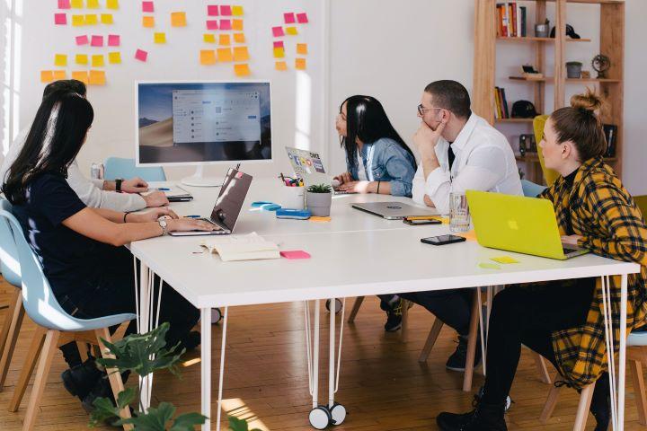 projekto valdymas - Agile Coach
