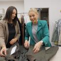 """Siuvyklų tinklo įkūrėja: """"Anksčiau žmonės drabužius taisydavo iš nepritekliaus, o dabar –dėl tvarumo idėjos"""""""